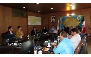نهمین جلسه مجمع خیرین مدرسه ساز آموزش و پرورش منطقه8 برگزار شد