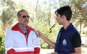 دبیرکل جمعیت هلالاحمر خبر داد: افزایش ۳۵ درصدی بودجه سازمان جوانان هلالاحمر در سال ۹۸