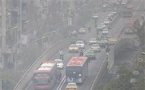 اخطاریه سازمان هواشناسی درباره تشدید آلودگی هوای تهران و کرج