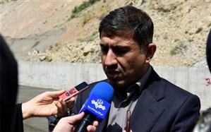 استاندار البرز: قطعه یک آزاد راه تهران شمال طی چند ماه آینده به بهرهبرداری می رسد