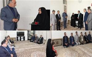مدیر کل آموزش و پرورش خراسان جنوبی:آزادگان فرهنگی الگوی دانش آموزان استان