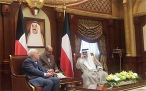 ولیعهد کویت در دیدار ظریف:همواره برای همکاری و گفتوگو آمادهایم