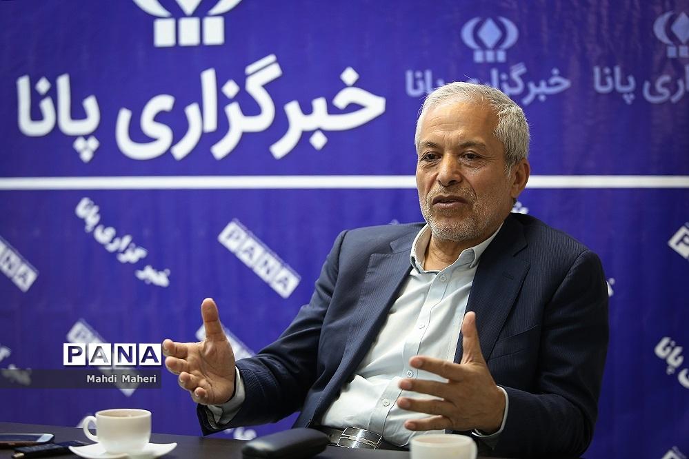 بازدید محمود میرلوحی عضو شورای اسلامی شهر تهران از خبرگزاری پانا