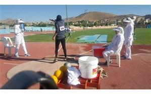 نتایج مسابقات دوومیدانی قهرمانی دانشآموزان دختر اعلام شد