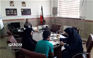 برگزاری پایگاه انتخاب رشته کنکور سراسری در چهاردانگه