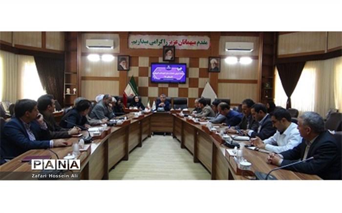 برگزاری جلسه ستاداجرایی خدمات سفرتابستان درشیروان