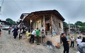 بازار تاریخی روستای ۳۵۰۰ ساله گیلان ثبتملی میشود