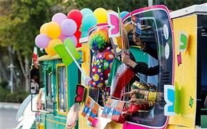 بیست و سه نفر و بازیوو در دومین روز جشنواره کودک و نوجوان