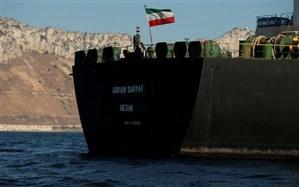 نفتکش ایرانی به آبهای ونزوئلا رسید
