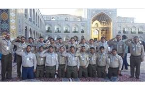 موفقیت پیشتازان تهرانی در نهمین اردوی ملی