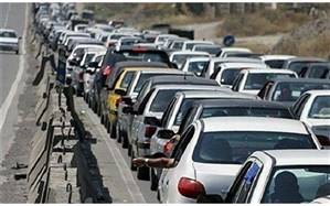 ترافیک سنگین در برخی جاده های شمالی کشور
