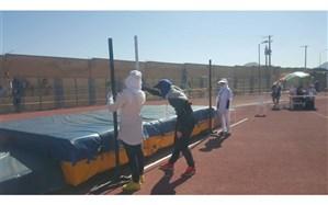 نتایج بعدازظهر روز اولمسابقات دو و میدانی مسابقات دانشآموزان دختر در شهرکرد اعلام شد