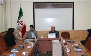 برگزاری جلسه قطبی کارشناسان پژوهش شهرستانهای استان تهران در اسلامشهر