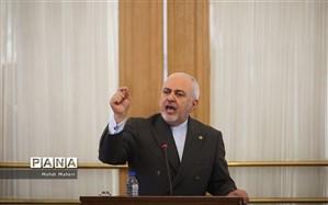 ظریف: عطش جنگ هم باید همراه با سردسته جنگطلبان برود