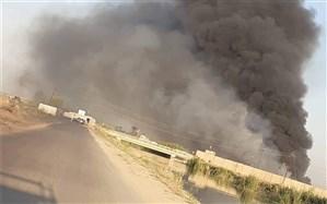 انفجار انبار مهمات الحشد الشعبی این بار در صلاح الدین