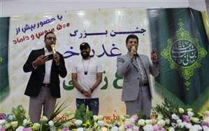 برگزاری جشن بزرگ غدیرخم با حضور ۵۰۰ عروس و داماددرتالار باغ زندگی اسلامشهر