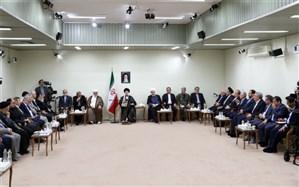 امروز؛ هیات دولت با رهبری دیدار میکنند