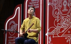 ساز کوک سه تار نوازان در جشنواره ملی موسیقی جوان