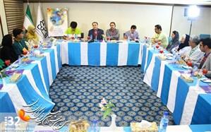 علیرضا تابش: برگزاری جشنواره کودک عامل صلح و آشتی است