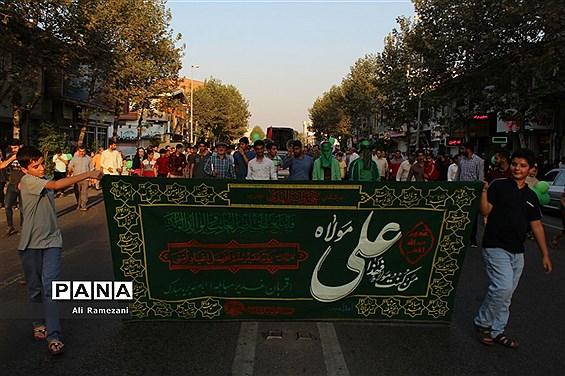 جشن عیدغدیرخم در قائم شهر