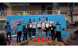 دو و میدانیکاران کرمانشاهی بر روی سکو قهرمانی کشور رفتند