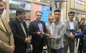 درخشش دانش آموزان استان در سی و هفتمین جشنواره مسابقات فرهنگی هنری دانش آموزان سراسر کشور