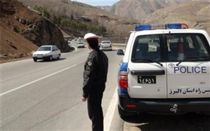 محدودیت ترافیکی جاده کرج-چالوس در پایان هفته