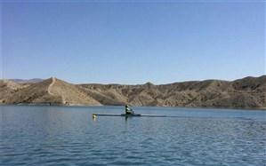 دختر قایقران ارومیهای قهرمان مسابقات انتخابی تیم ملی شد