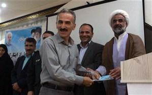 لطف الله پور: 30 درصد مدیران مدارس دولتی ناحیه یک تبریز از ایثارگران و خانواده شهدا هستند