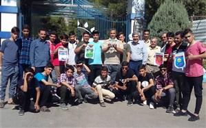 دانش آموزان پیشتاز پسر استان کردستان  در نهمین دوره اردو ملی خوش درخشیدند