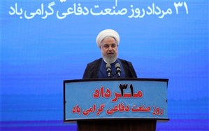 روحانی:  آبراههای بین المللی برای همه باید امن باشد