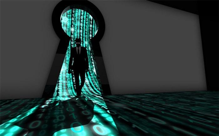 آلودگی سایبری