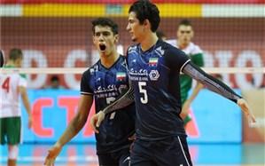 والیبال قهرمانی نوجوانان جهان: ایران با برد آغاز کرد