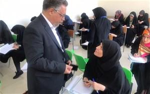 آزمون جامع ۱۵هزار مهارتآموز ماده ۲۸ دانشگاه فرهنگیان برگزار شد