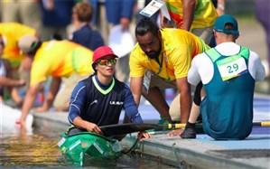 بانوی قایقران ایرانی به سهمیه پارالمپیک 2020 رسید