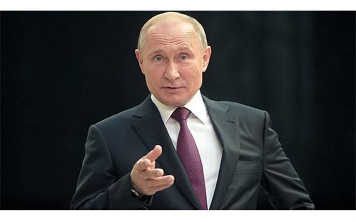 """دستور پوتین برای تدارک """"پاسخ متقارن"""" به آزمایش موشکی آمریکا"""