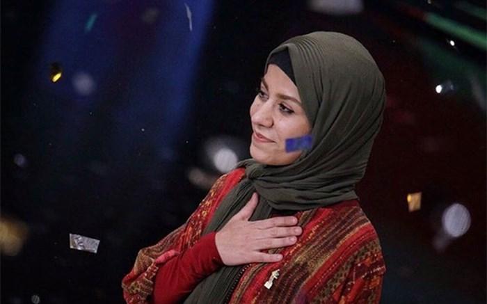 فاطمه عبادی قهرمان فصل اول مسابقه «عصر جدید» شد