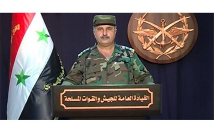 ارتش سوریه رسما آزادی حماه و جنوب ادلب را اعلام کرد