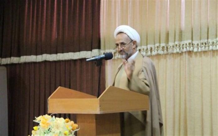 حجت الاسلام علی اصغر فضیلت