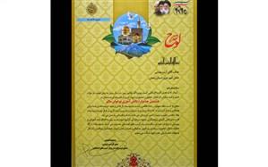 افتخار آفرینی  دانشآموز ناحیه 2 زنجان در هشتمین جشنواره نوجوان سالم