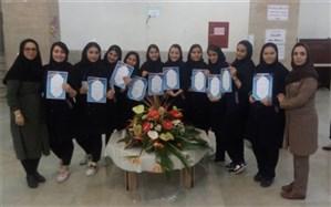 درخشش دانش آموزان استثنایی البرز در مسابقات فرهنگی، هنری و ورزشی کشور