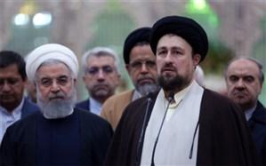 سید حسن خمینی: امروز روز حمایت بیشتر از دولت و خدمت بیشتر به مردم است