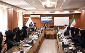 نشست مدیر شبکه بهداشت شهرستان ری با موسسههای خیریه و سازمانهای مردمنهاد