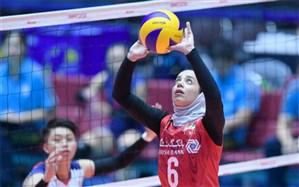 والیبال قهرمانی زنان آسیا؛ دختران ایران در حسرت تاریخسازی ماندند