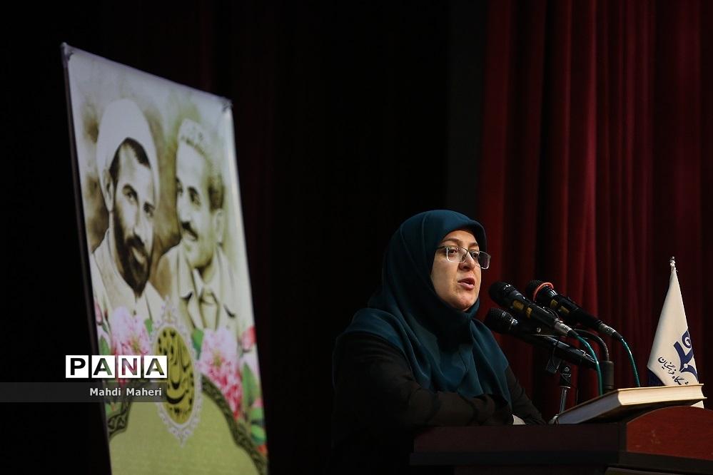 افتتاحیه دوره آموزشی تامین مدرسان برنامه ملی شهاب