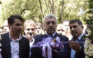 مرکز پایش آب رودخانههای کرج و طالقان افتتاح شد