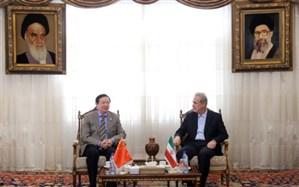 سفیر چین در ایران: تبریز نقش مهمی در مبادلات فرهنگی ایران دارد