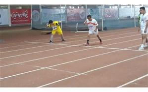 افتخارآفرینی کاروان ورزشی دانش آموزان با نیازهای ویژه استان مرکزی در مسابقات کشوری