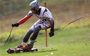 پایان جام جهانی اسکی روی چمن جوانان در پیست دیزین