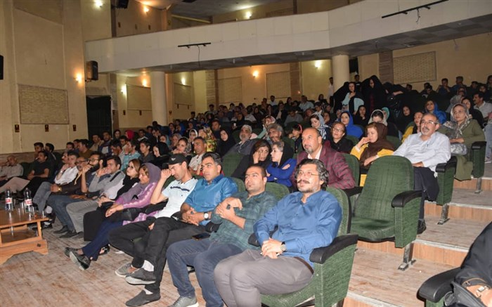 انجمن شعر مرودشت